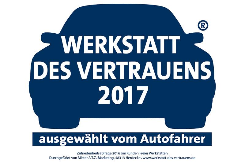 Werkstatt des Vertrauens - 2017 -